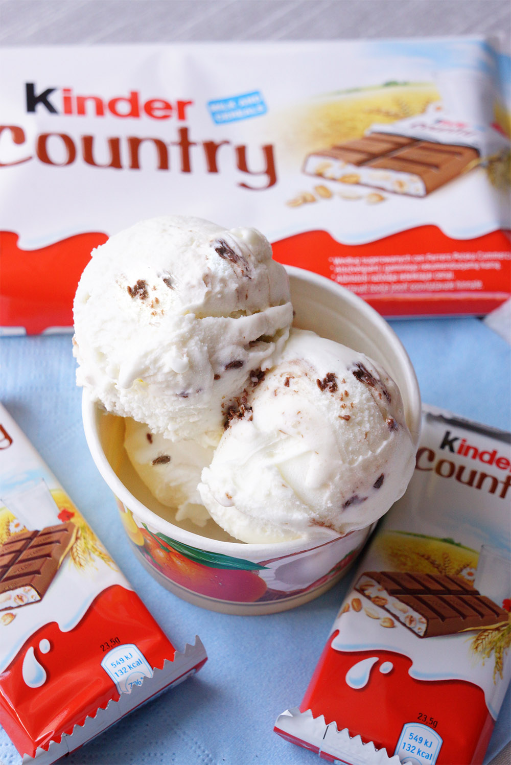 lody kinder country