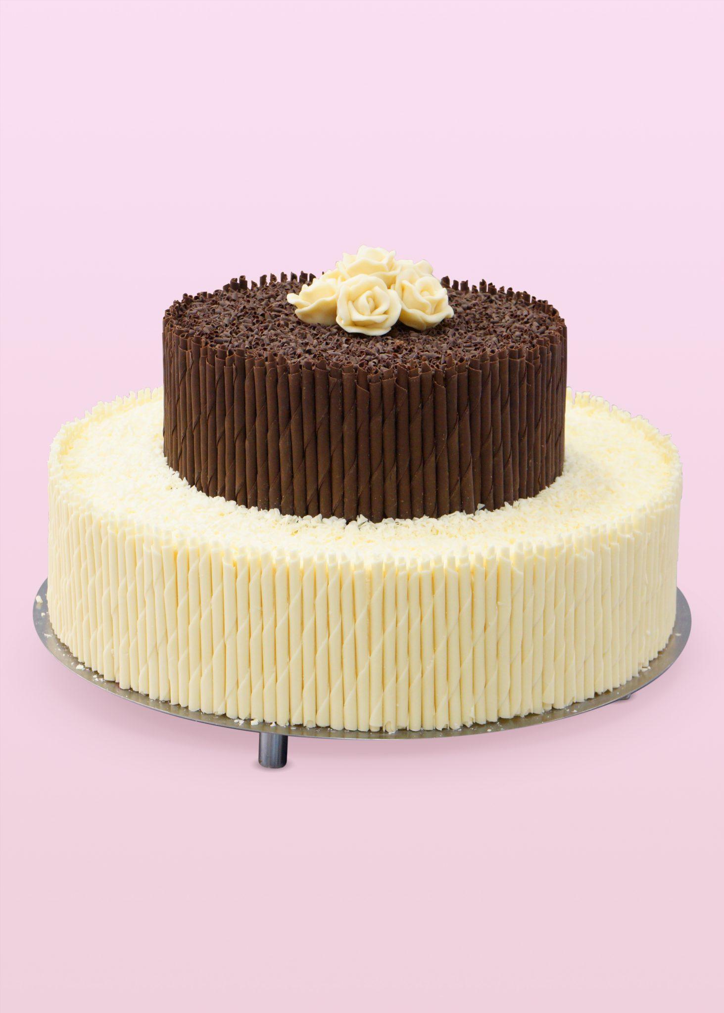 mały tort weselny, tort na wesele