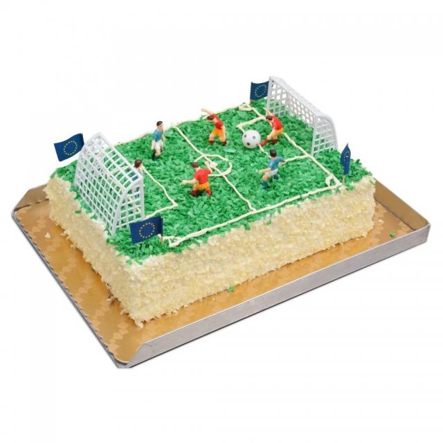 Tort - boisko do piłki noznej