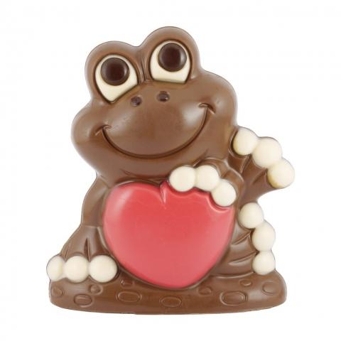 zaba z czekolady