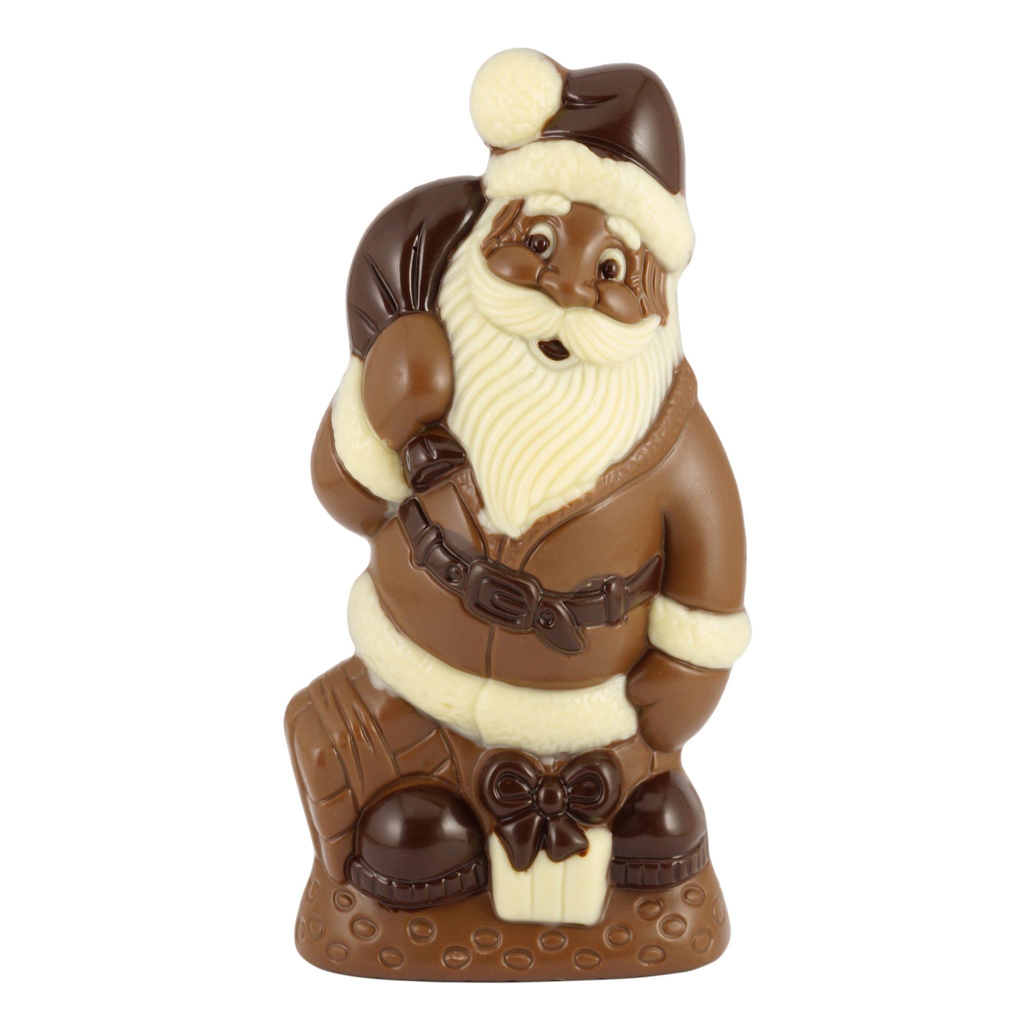 mikolaj z czekolady