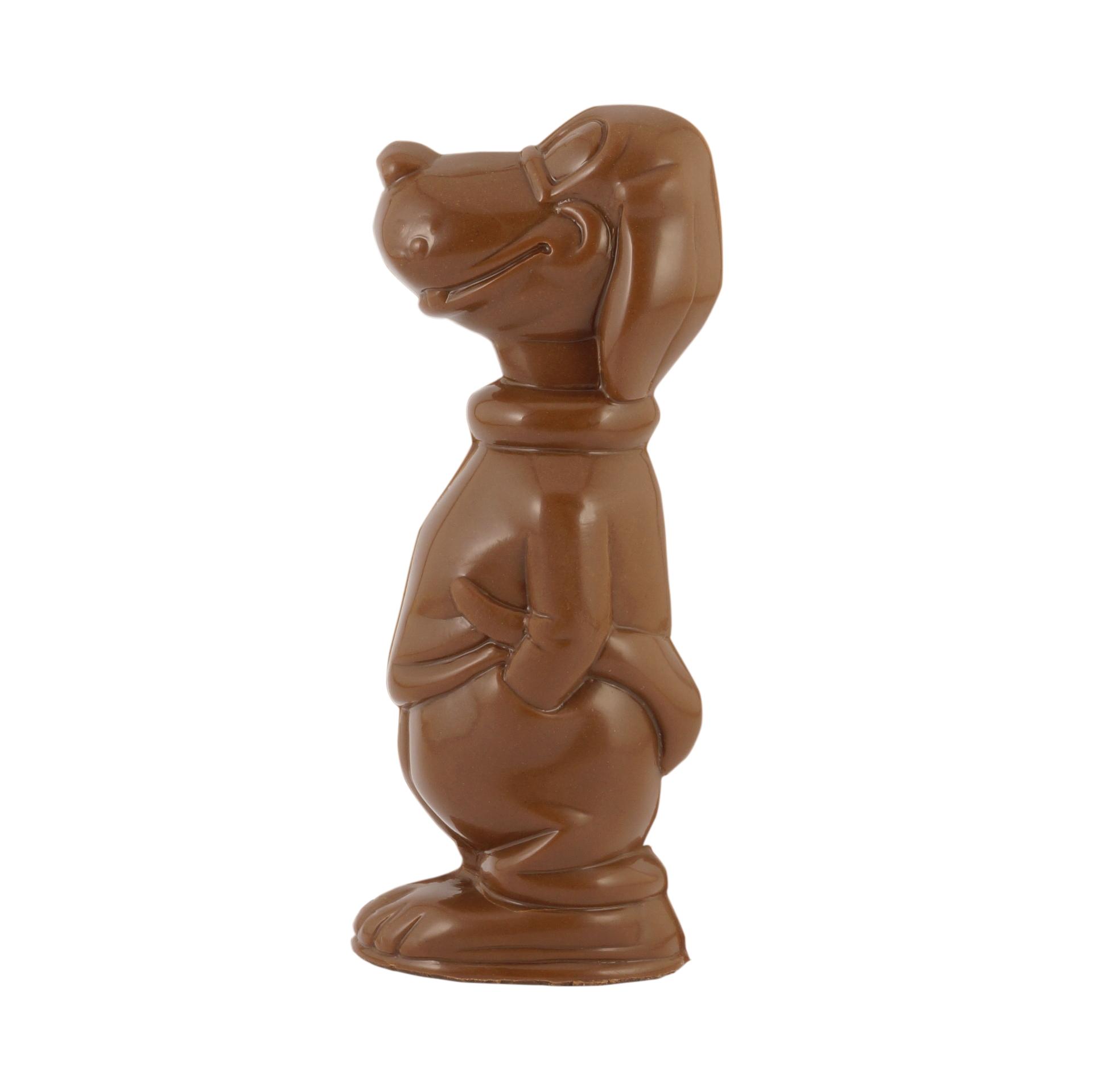 pies z czekolady