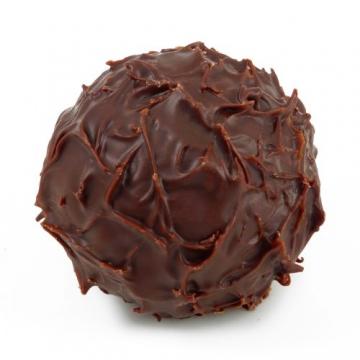 Trufla marcepanowa z Amaretto, czekoladka marcepanowa, pralina amaretto