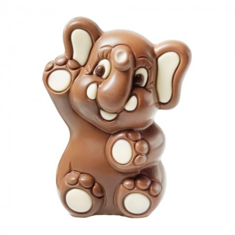 czekoladowy słoń