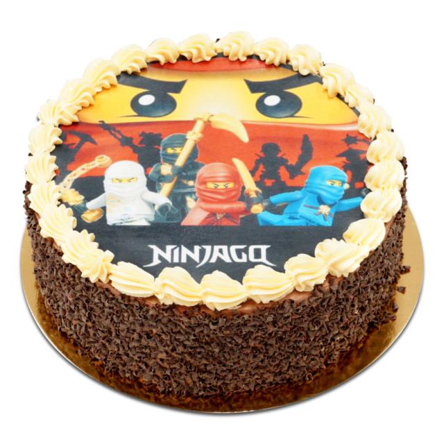 Tort z opłatkiem