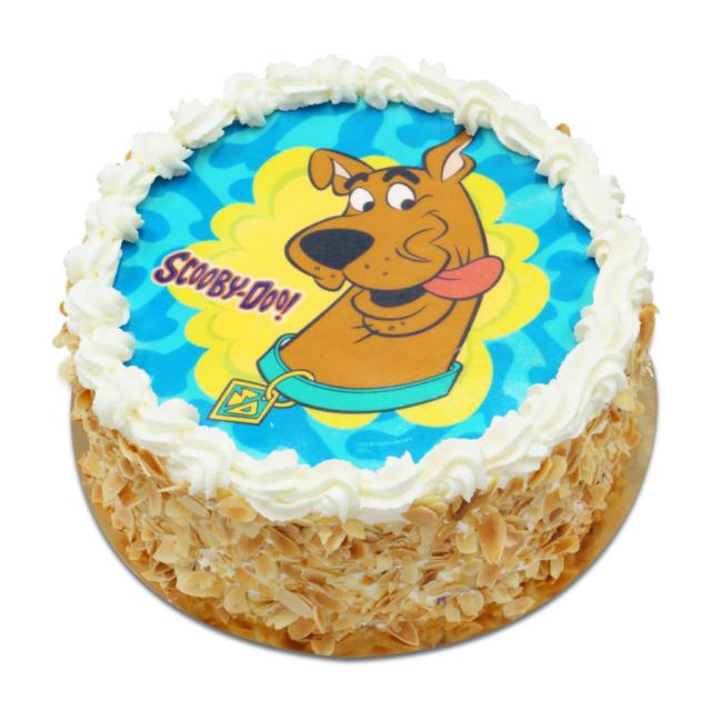 Tort ze Scooby Doo
