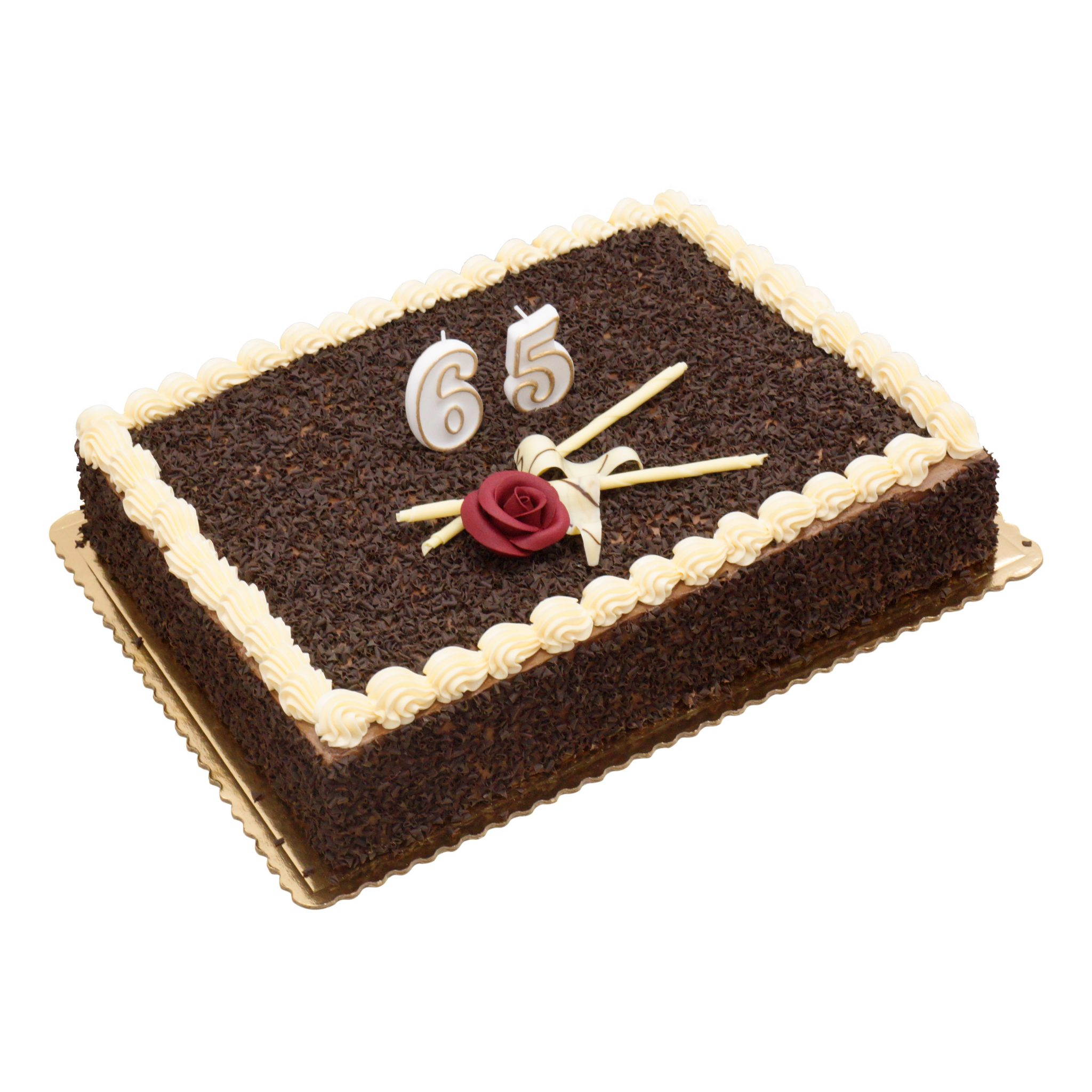 tort ze świeczkami 65