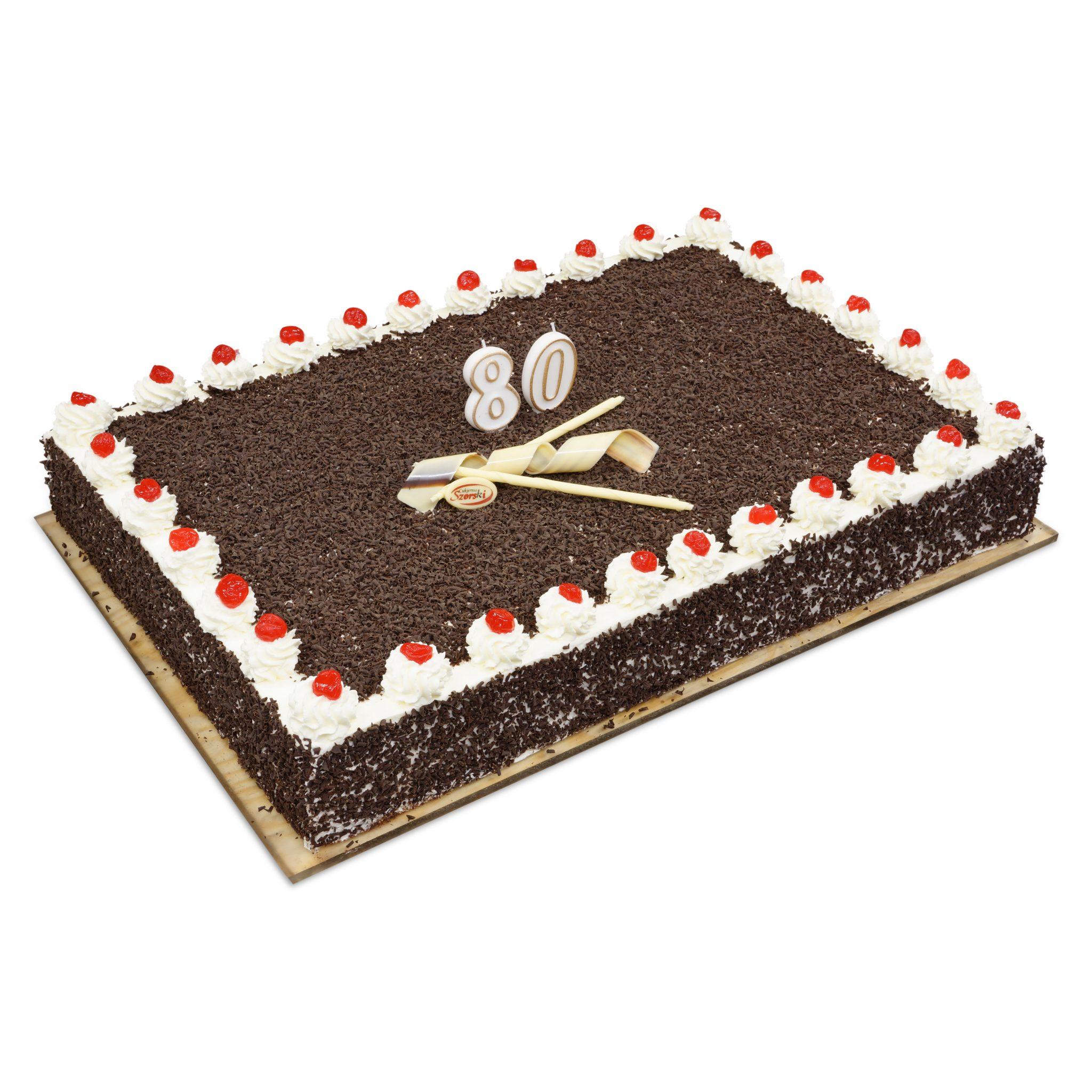 tort na wydarzenia 80