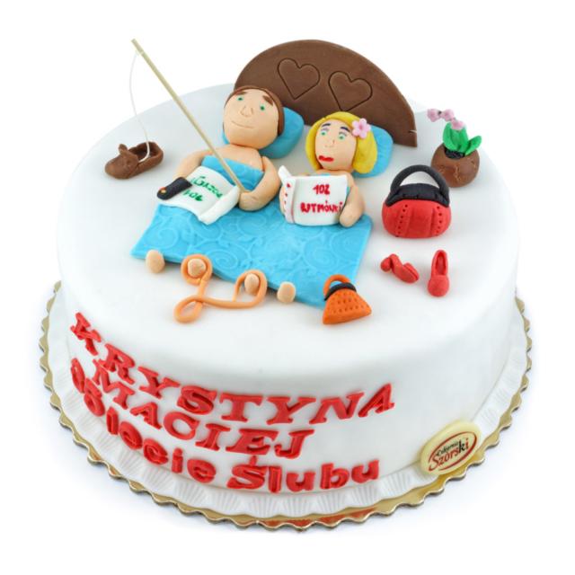 tort na rocznicę ślubu cukiernia ostrów wielkopolski