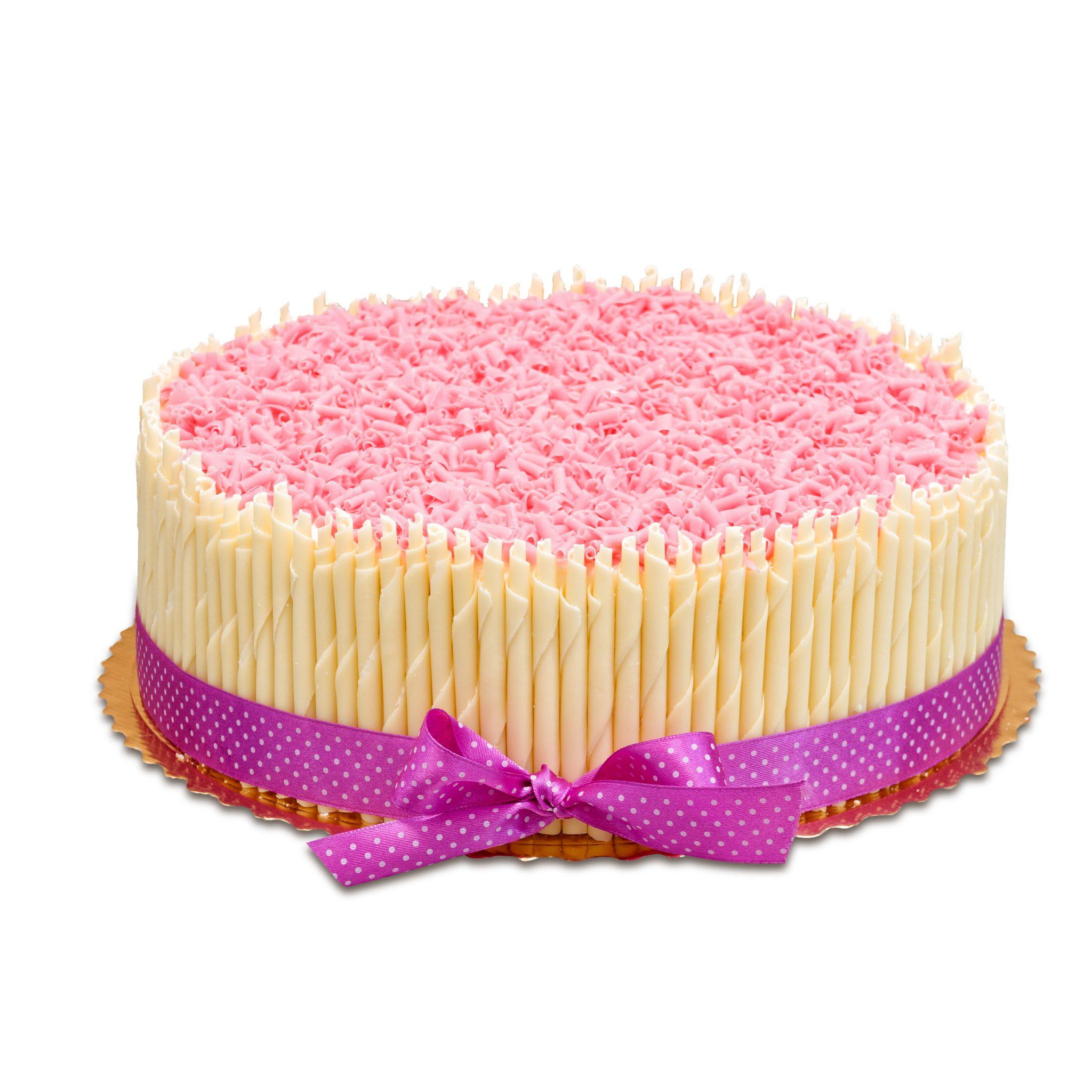 tort z biała czekolada cukiernia ostrów wlkp
