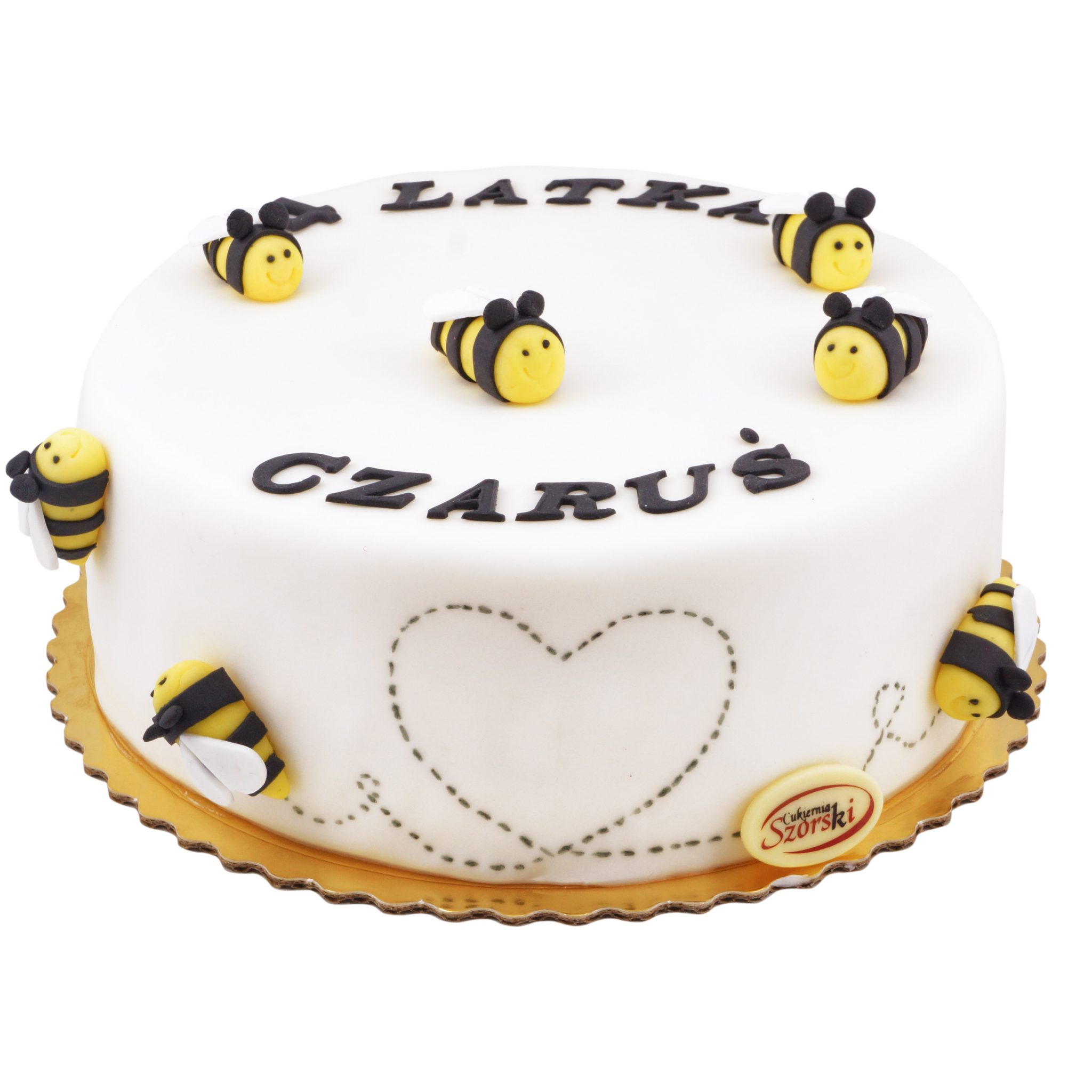 tort dla dzieci ostrów wielkopolski tort z psczółkami