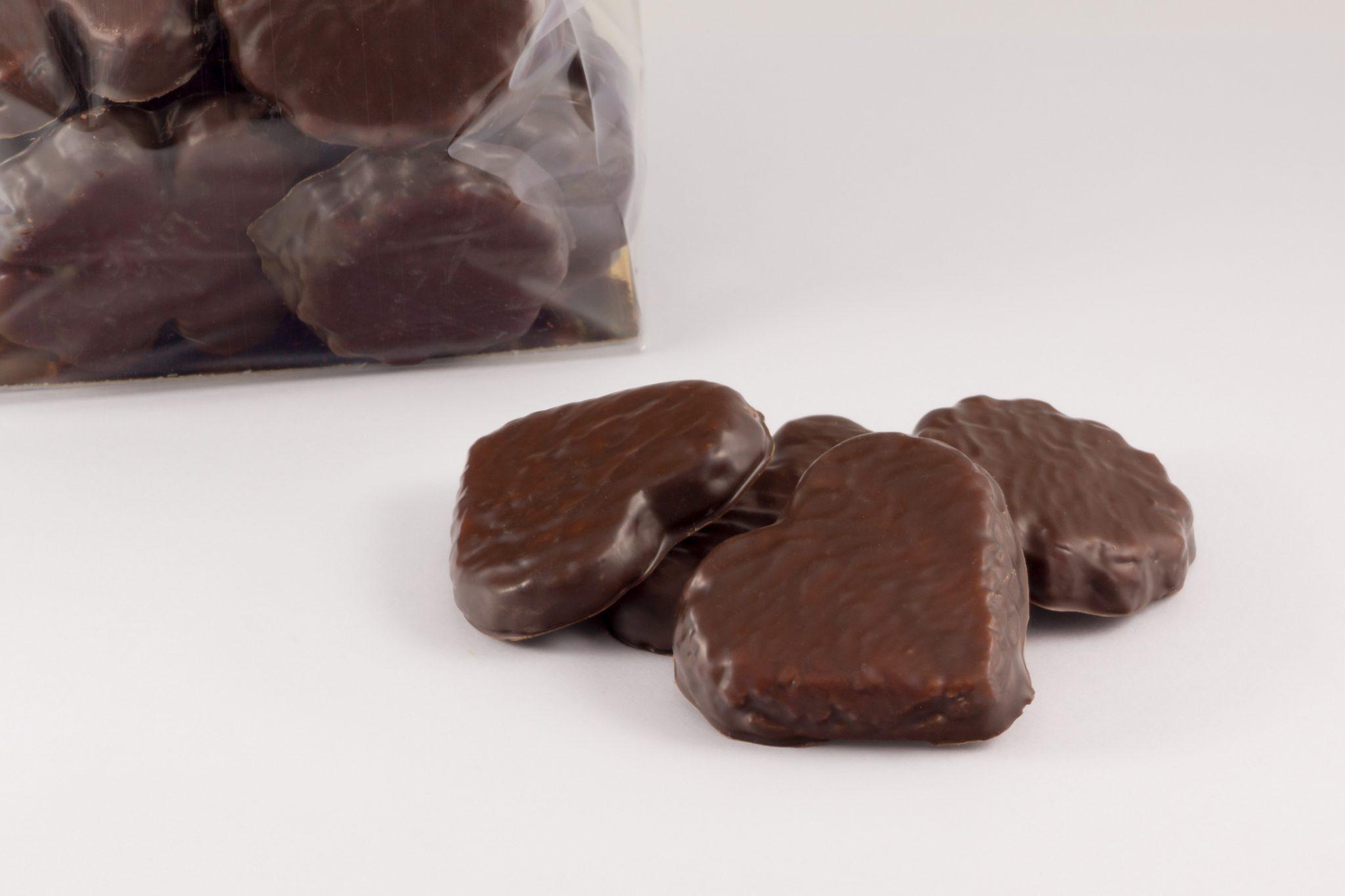 ciastka w czekoladzie deserowej cukiernia ostrów wielkopolski