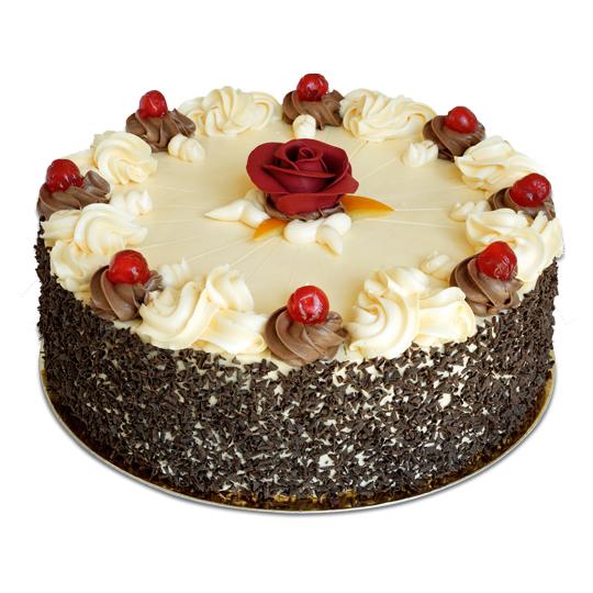 tort z kremem na bazie masła ostrów wielkopolski