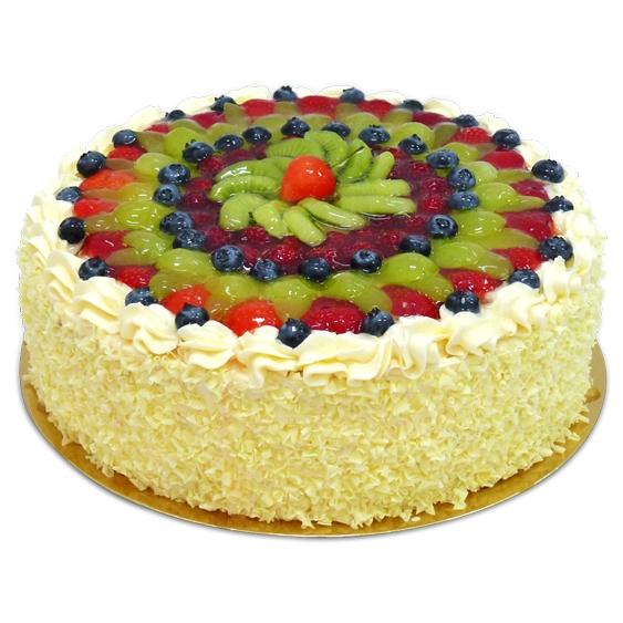 Tort z owocami cukiernia ostrow wielkopolski