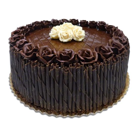 tort premium z czekoladowymi ozdobami na zamówienie ostrów wlkp