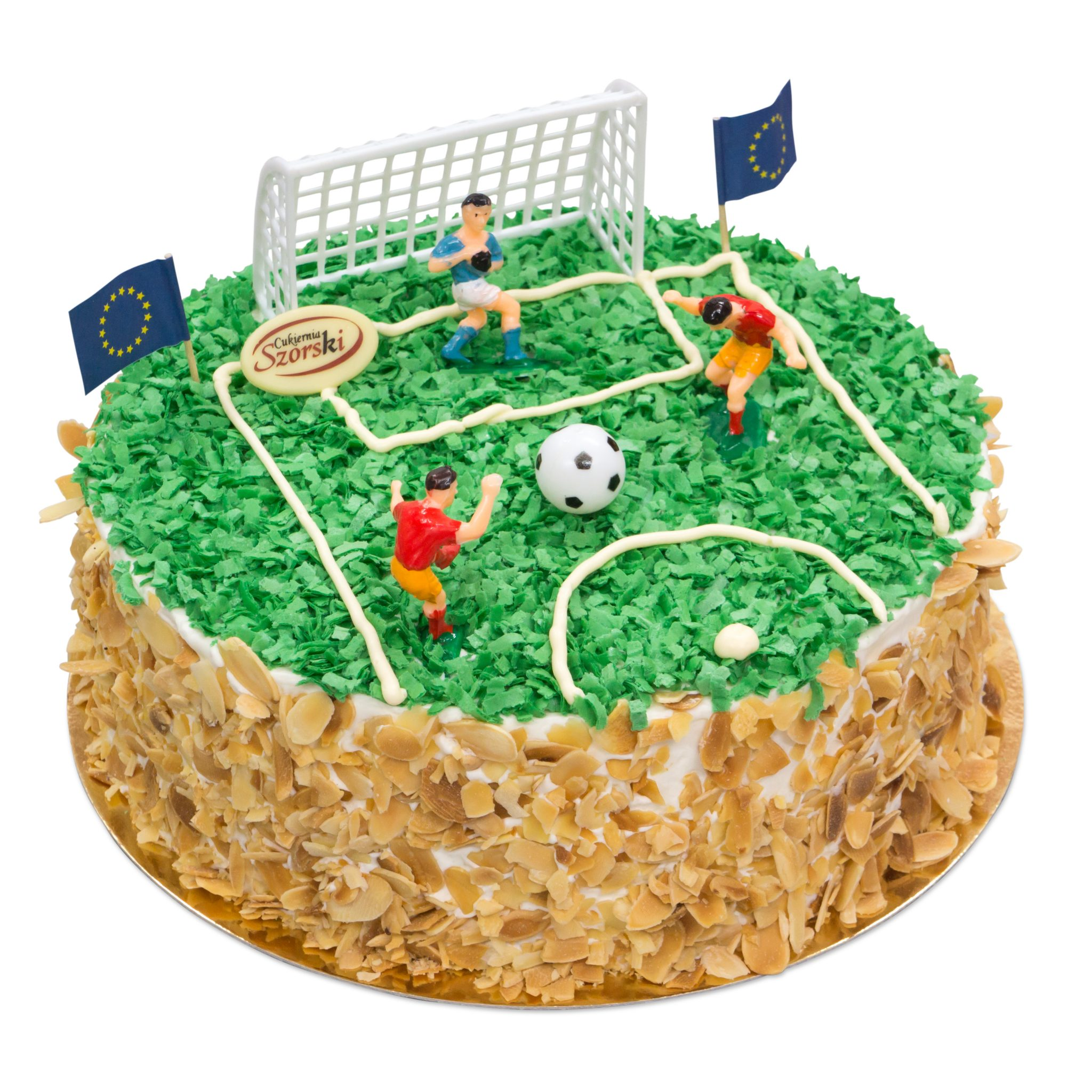 Tort boisko piłkarze