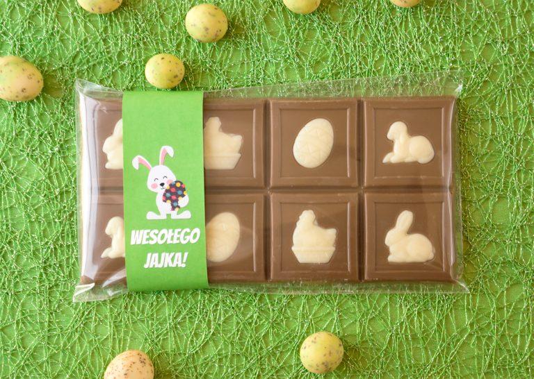 czekolada na wielkanoc