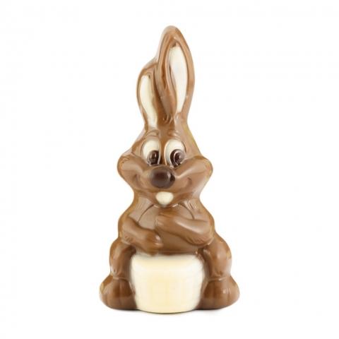 maly czekoladowy zajaczek