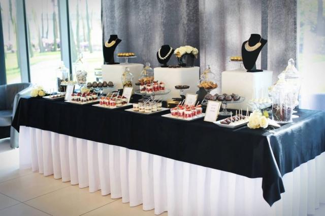 Słodki Stół Chanel
