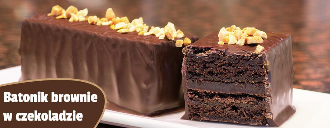 batonik brownie