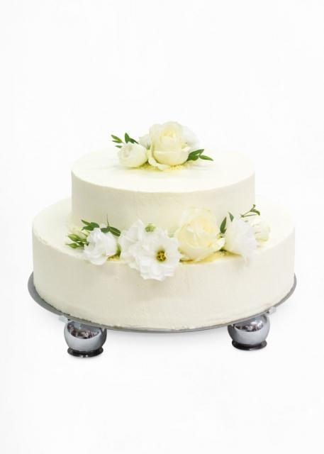 tort weselny mały