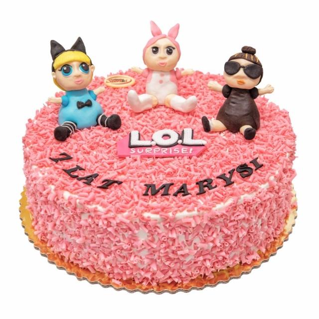 tort dla nastolatki