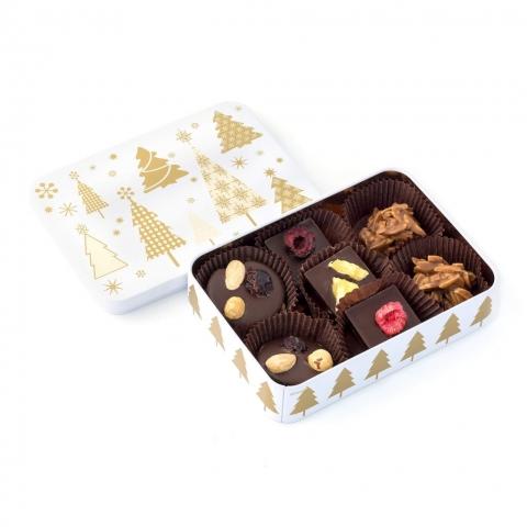 Świąteczne czekoladki